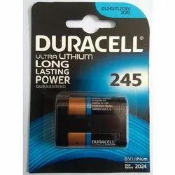 2CR5-245 Duracell For Sensors Lithium Battery