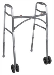 Foldable Aluminum Walker