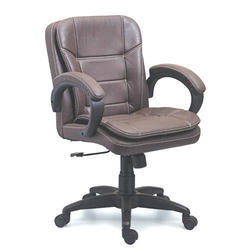 SPS-238 Workstation Leather Chair