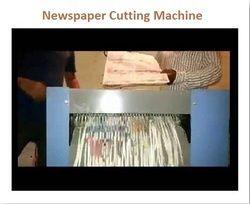 Newspaper Cutting Machine