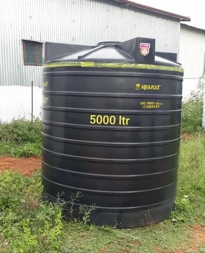 5000 Litre Double Layer Water Tank