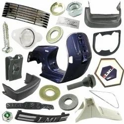 Vespa Frame & Badge & Air Filter For PX LML Star Stella 125 150 200 2T 4T Scooter Spare Parts