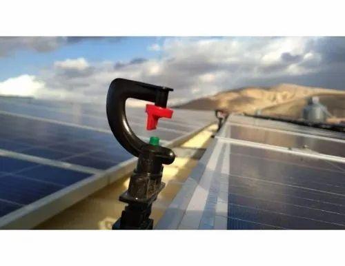 Solar Cleaning Sprinkler