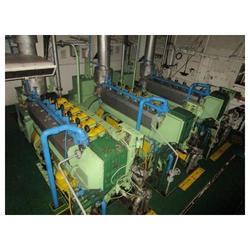 Used Yanmar Engine On Ship
