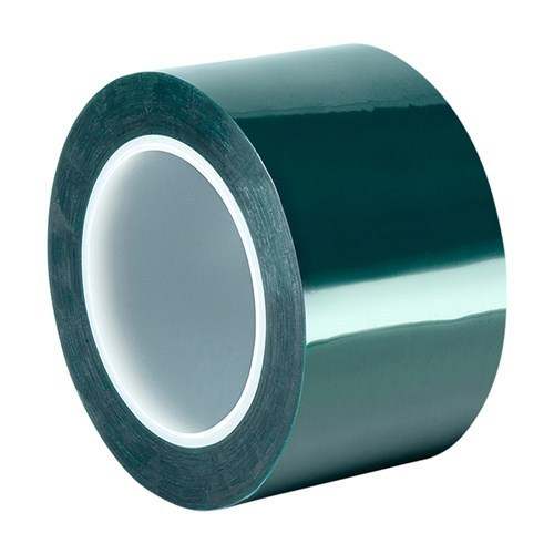 Green Green Polyester Tape, Rs 225 /roll Vijay Trading Corporation | ID: 16525060391