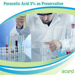 Peracetic Acid 3%, For Preservative, Pack Size: 50 Kg