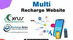 Cyrus Online/Offline Mobile Recharge Portal
