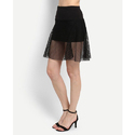 Ladies Net Micro Skirts