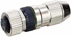 Mosa M12 Female 0 Field-Wireable (IDC) -Female Straight M12, 4-Pole  Murrelektronik