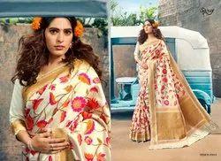 Stylish Designer Party Saree