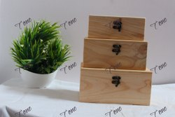 Brown Tawa One wood Decoupage Box