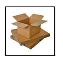 Rectangular Plain 5 Ply Corrugated Box