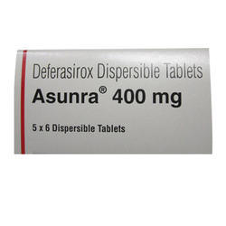 Asunra Deferasirox Dispersible Tablets