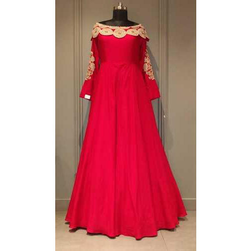 39288c9b8ec60 Ladies Gowns - Ladies Ball Gowns Manufacturer from Kolkata