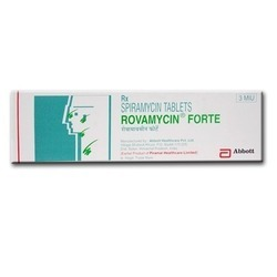 Rovamycin Tablets (Spiramycin)
