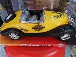 Plastic Car Toy