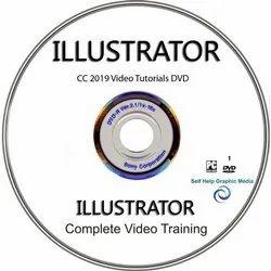 Illustrator CC 2019 Video Tutorials DVD
