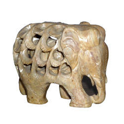 Stone Carving Elephant