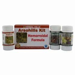 Arsohills Hemorrhoids Care Herbal Supplement for Personal, Grade Standard: Medicine