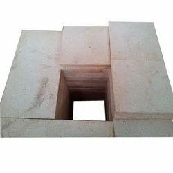MGB White Rectangular Machine Made Building Bricks, Size: 150x25x20 mm