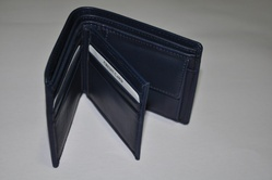 Leather Card Holder Wallet