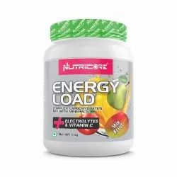 Nuticore Nutricore Energy Load Instant Energy Mix Powder Mix Fruit, Packaging Type: 1 Kg Jar