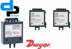 Dwyer Series 616C -6B Differential Pressure Transmitter Range 3-0-3 in wc