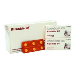 Nitazoxanide Dispersible Tablets