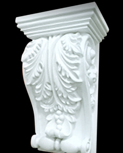 White Alum Stone Column Bases Manufacturer From Gandhidham