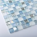Crystal Mosaic Glass