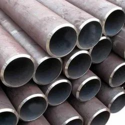 4 Mild Steel Round Pipe, Size: 4, for Drinking Water