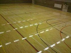 Sports Wooden Floor