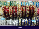 Indian Wedding Heavy Stone Bangles
