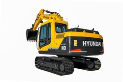 Hyundai R110 SMART Small Crawler Excavator, 12 ton, 94 hp