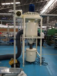 Powder Coating Cyclone Dust Collector