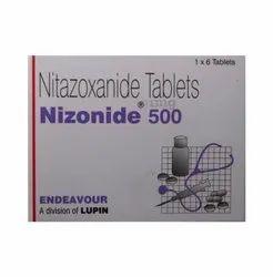 Nizonide 500