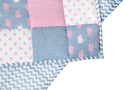 Super Soft Cotton Machine Quilted Kids Quilt
