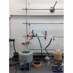 Condensation Polymerization Apparatus