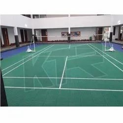 Badminton Court/Flooring KTR Outdoor Playgo