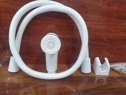 White Excellence pvc health faucet, For Bathroom Fitting