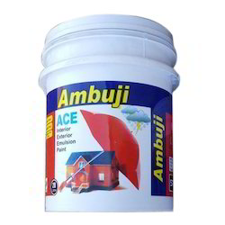 Ambuji Plastic Emulsion Paint, Packaging: 20 L
