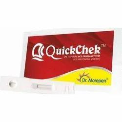 QuickChek HCG Pregnancy Test Kit