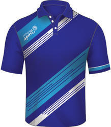 Sublimation Polo T-Shirts