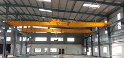 Double Girder EOT Crane For Heavy Industries