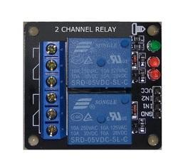 2 Channel 5V Relay Module Board with LED For PIC ARM DSP AVR