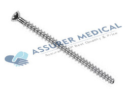 3.0 mm Full Thread Cortical Cannulated Screws