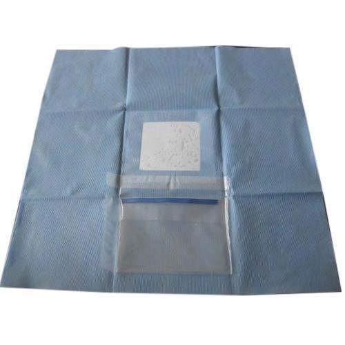 Elbee Disposable Eye Drape for Ophthalmic