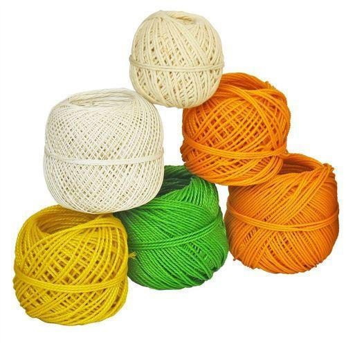 Cotton Twine - Industrial Threads Manufacturer from Vadodara