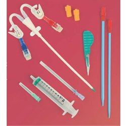 Double Lumen Hemodialysis Catheters