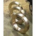 Leaded Tin Bronze Ring